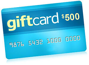 Receive a $500 gift card for every Infusionsoft Referral