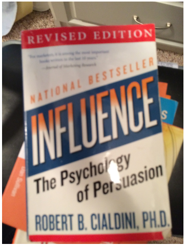 "Robert Cialdini ""Influence"""
