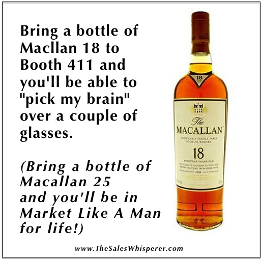 Macallan 18 ICON14 The Sales Whisperer