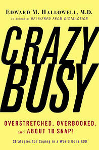 Are you proud of being Crazy Busy?