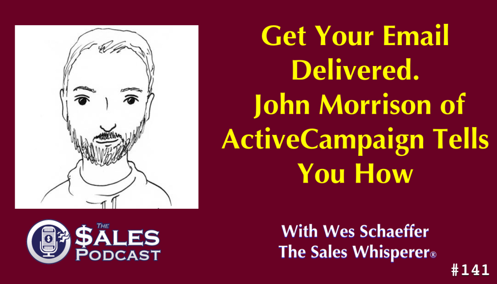 Use these email deliverability tips from ActiveCampaign on The Sales Podcast to make more money with email.