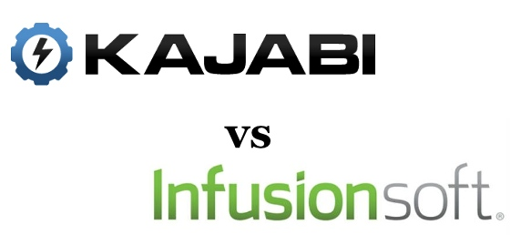 Kajabi vs Infusionsoft for your online membership site and sales training programs.