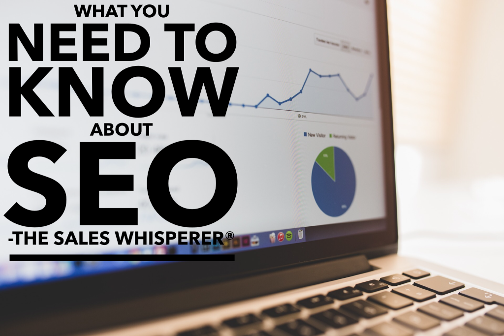 What you need to know about SEO in 2020 and beyond.