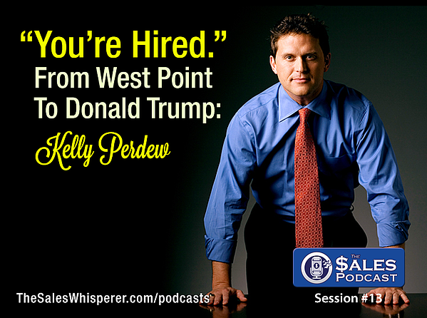 Kelly Perdew, winner of The Apprentice with Donald Trump