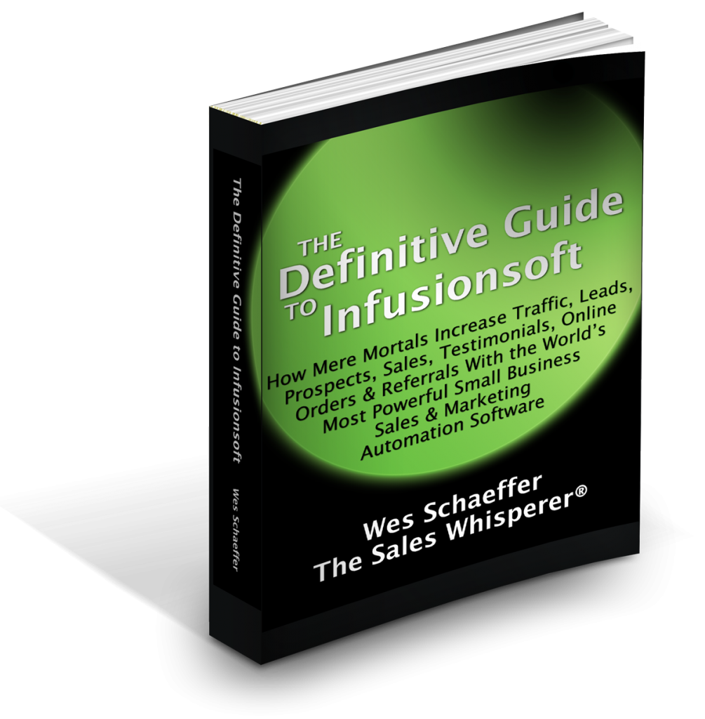 The Definitive Guide to Infusionsoft