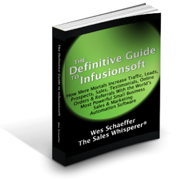 The Definitive Guide To Infusionsoft Book