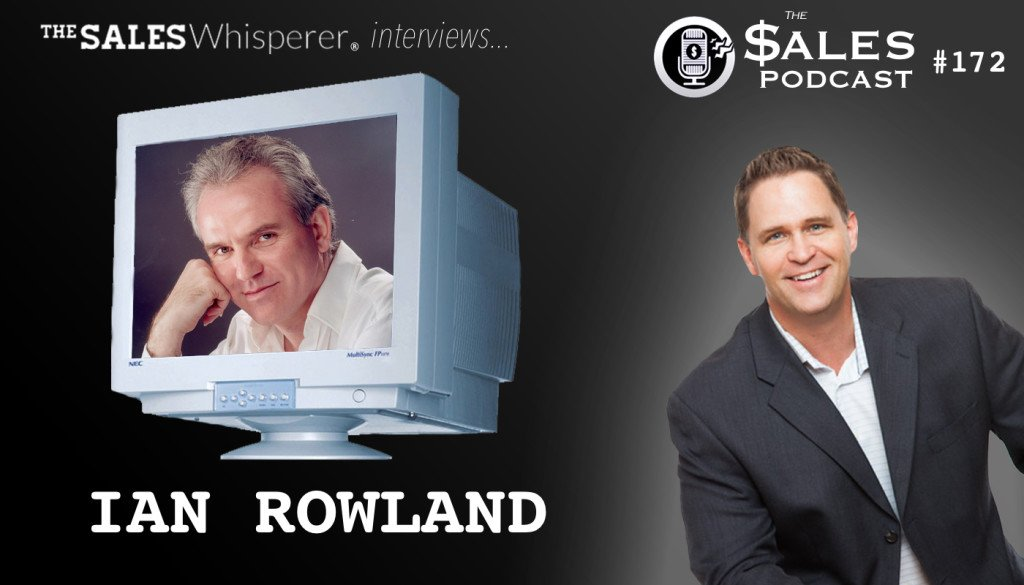 Use Mind Reading To Close Sales With Ian Rowland and Wes Schaeffer on The Sales Podcast