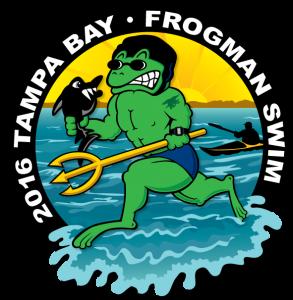 Tampa Bay Frogman Swim