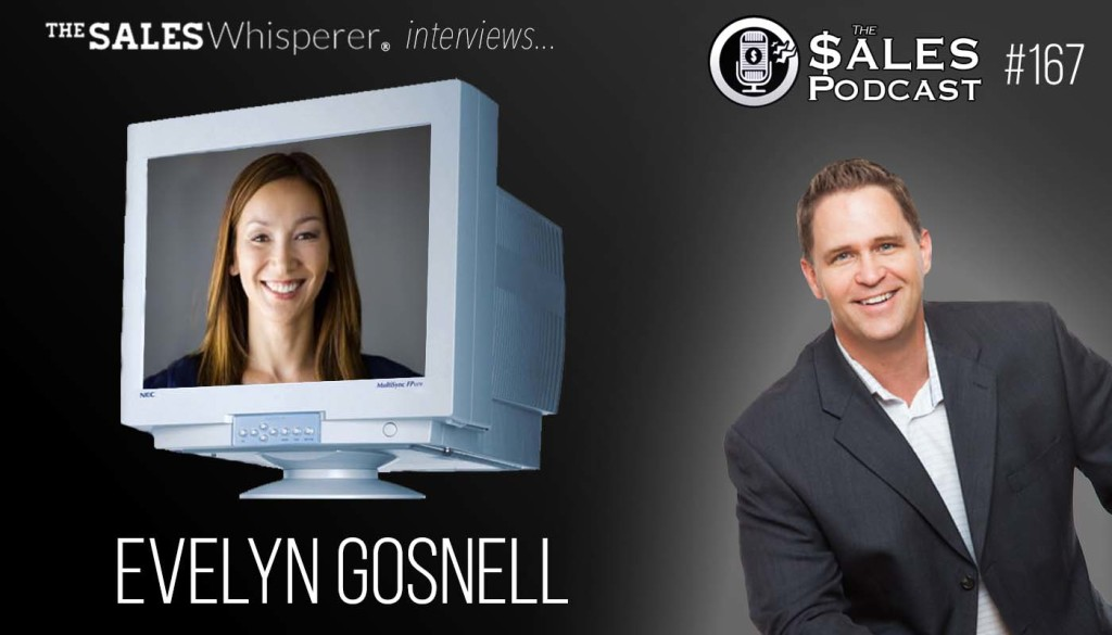 Behavior expert Evelyn Gosnell helps you make irrational sales!