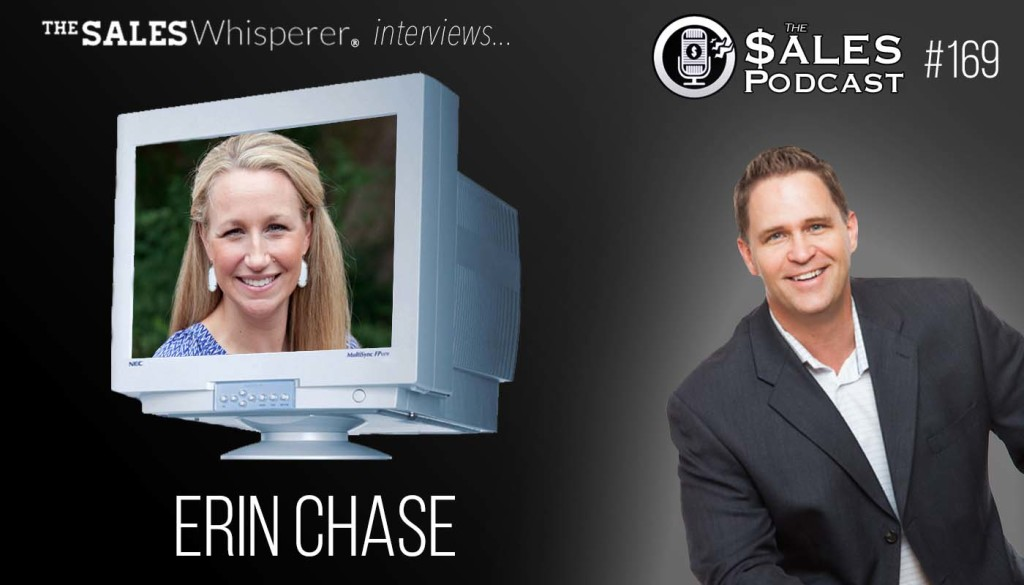 Hear how to grow from $5 Dinner founder, Erin Chase, on session 169 of The Sales Podcast
