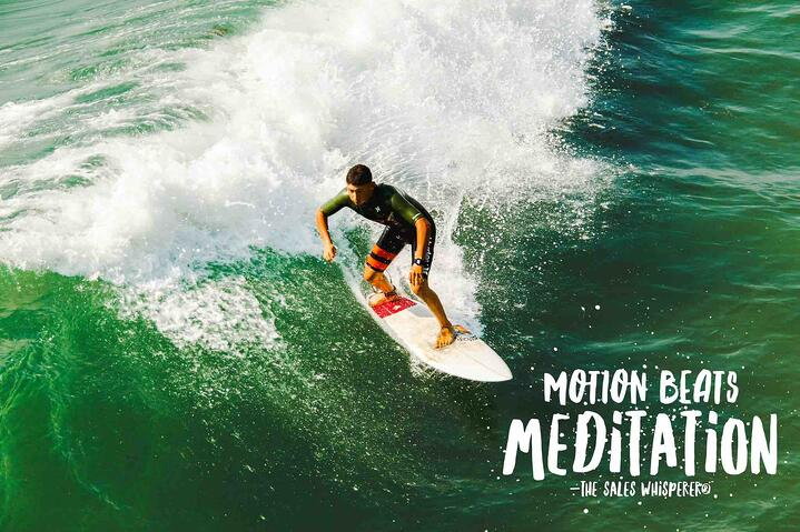 Motion Beats Meditation wes_schaeffer_the_sales_whisperer