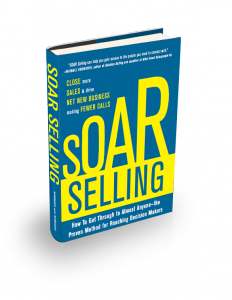 Soar Selling by David and Marhnelle Hibbard on The Sales Podcast.