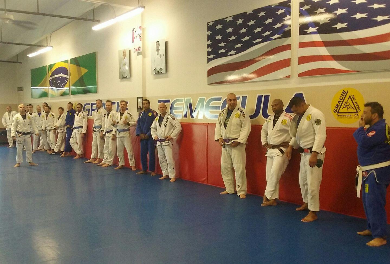 Gracie Temecula Brazilian Jiu-Jitsu Wes Schaeffer