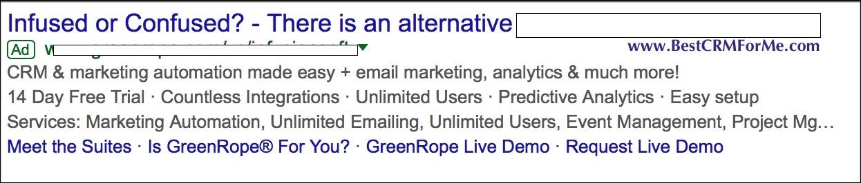 greenrope vs infusionsoft ad 11_09_17 .png