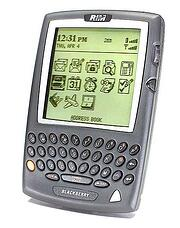2001 Blackberry. The original sales enablement platform.