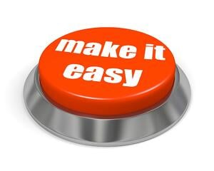 Stop looking for the easy button to grow your sales.