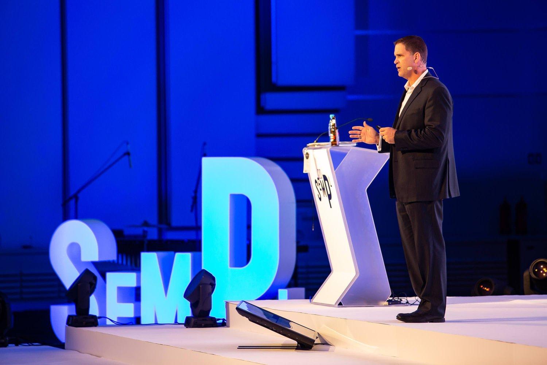 Wes Schaeffer Keynote Speaker SEMPL Marketing Conference 6-2