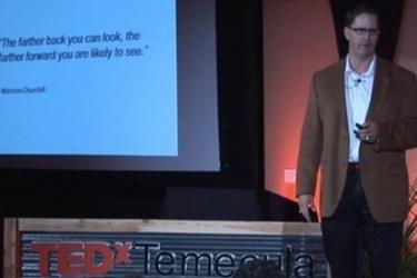TEDx Temecula Keynote Speaker Wes Schaeffer