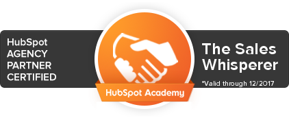 HubSpot Certified Inbound Marketing Expert Wes Schaeffer The Sales Whisperer®