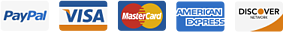 The 30 Day Sales Growth accepts credit cards