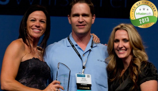 Infusionsoft Consultant of the Year, Wes Schaeffer, The Sales Whisperer®.