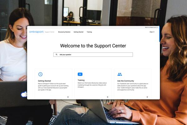 Ontraport Support Center