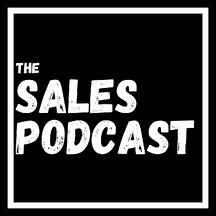 The Sales Podcast bw logo_1400x1400