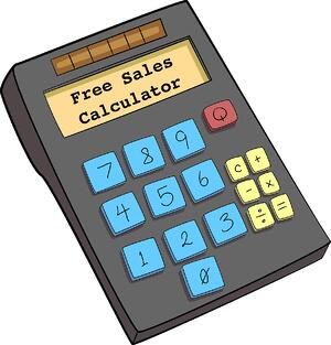 free sales calculator