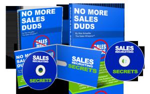 No More Sales Duds
