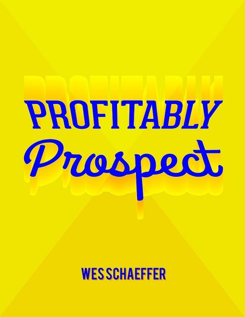 "Keynote Speaker on ""Profitable Prospecting"""