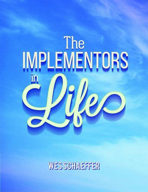 """Keynote Speaker on """"The Implementors In Life"""""""