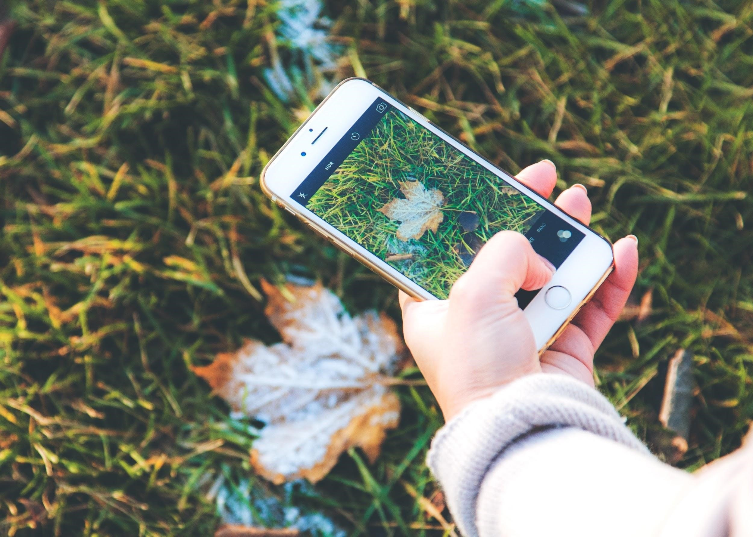 How to use your iPhone to better use Instagram and create inbound marketing.