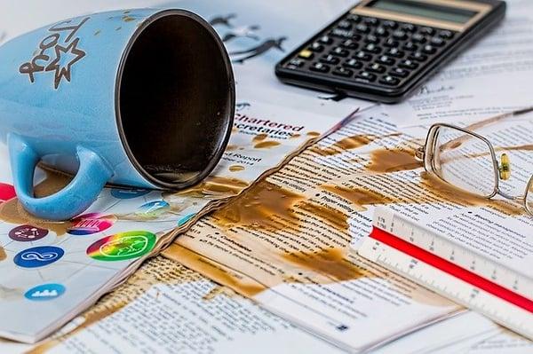 mistake-spill-thanksgiving-wes-schaeffer