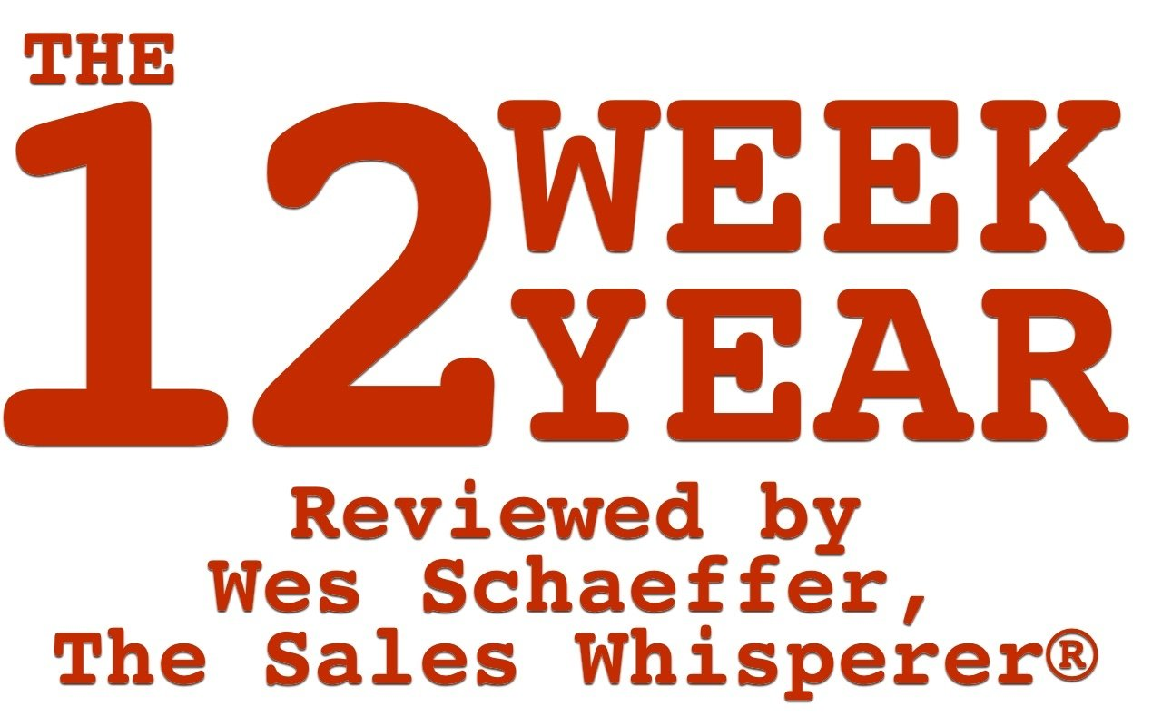 Goal setting is a core component of professional development. Have Wes Schaeffer help you grow sales.