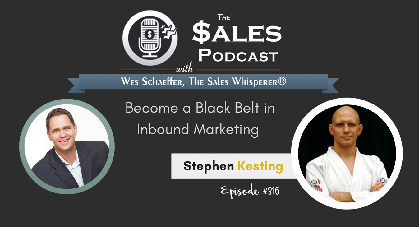 Become a Black Belt in Inbound Marketing With Stephan Kesting