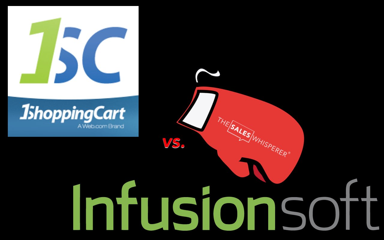 1shoppingcart-vs-infusionsoft