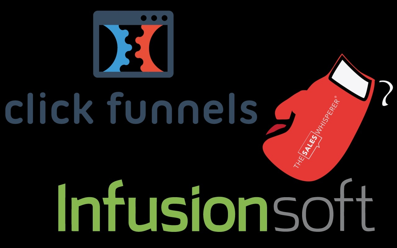 clickfunnels vs infusionsoft by Wes Schaeffer, The Sales Whisperer®