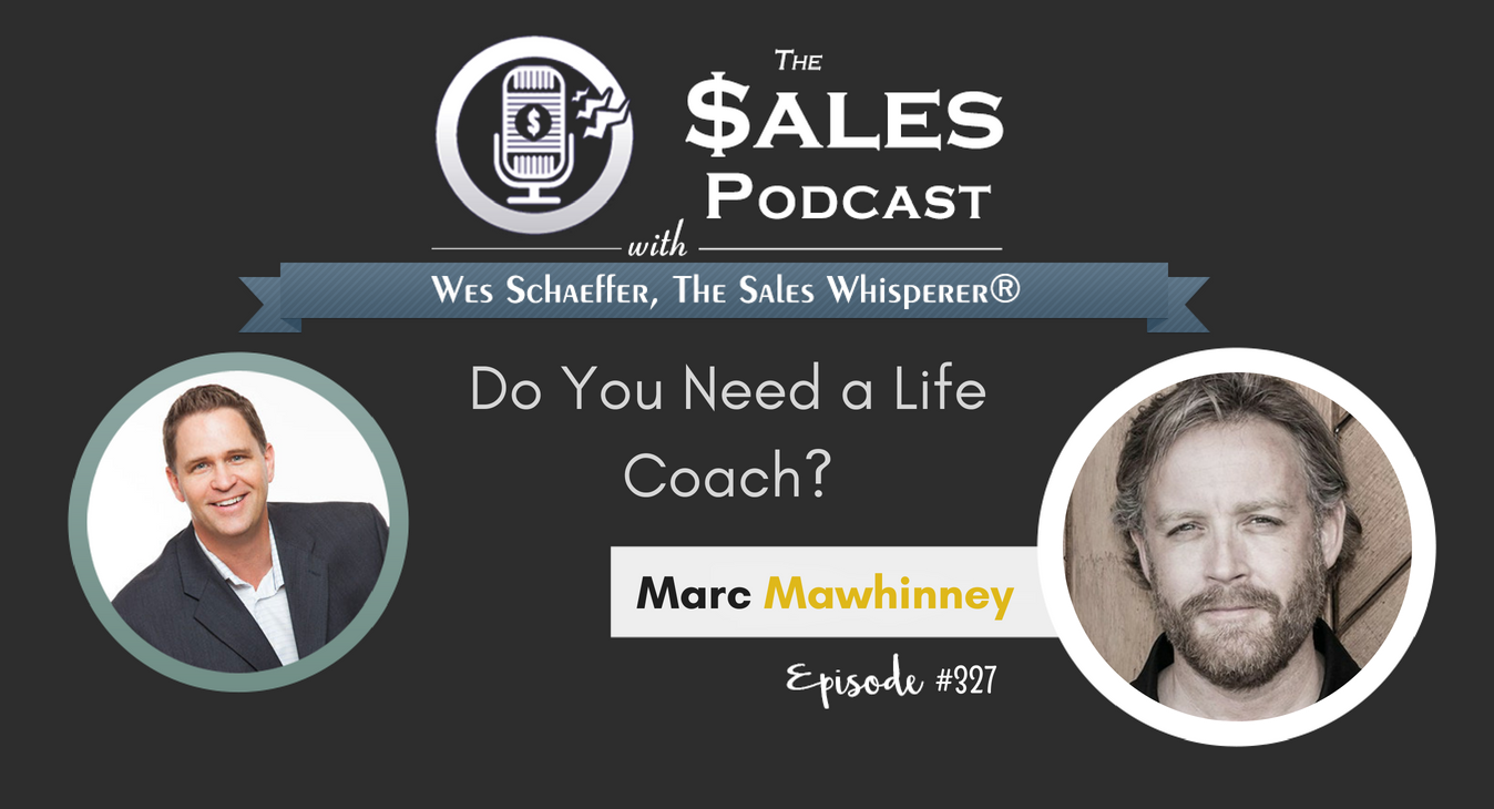 Do You Need a Life Coach Marc Mawhinney