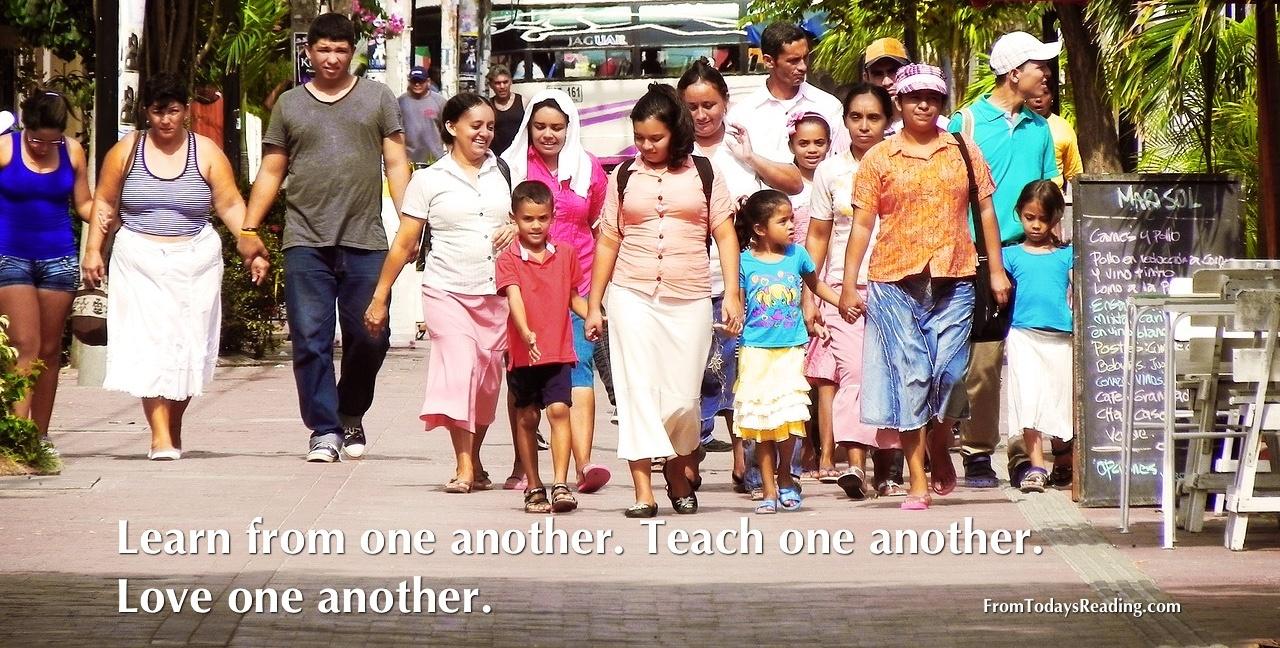 family community wes schaeffer todays reading.jpg