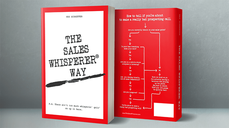 The Sales Whisperer Way