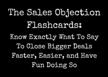 sales-flashscards