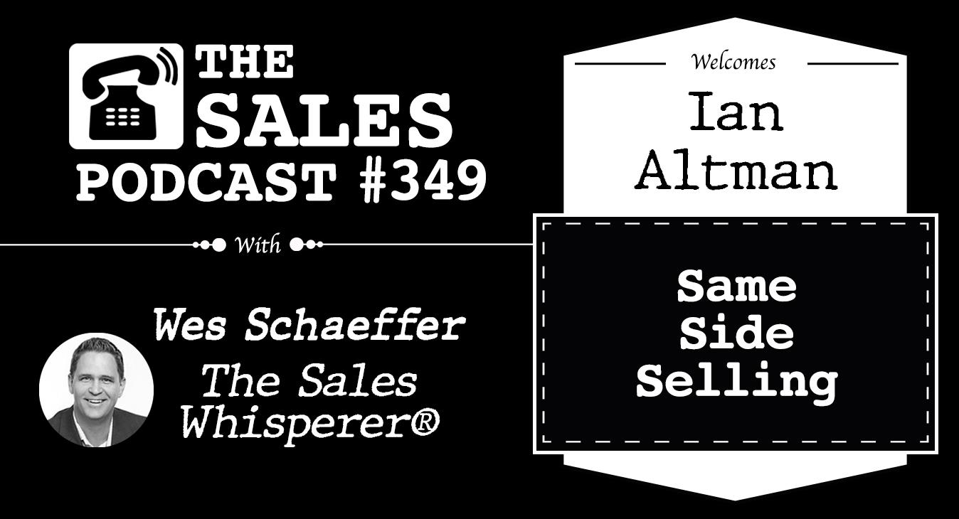 Ian Altman The Sales Podcast