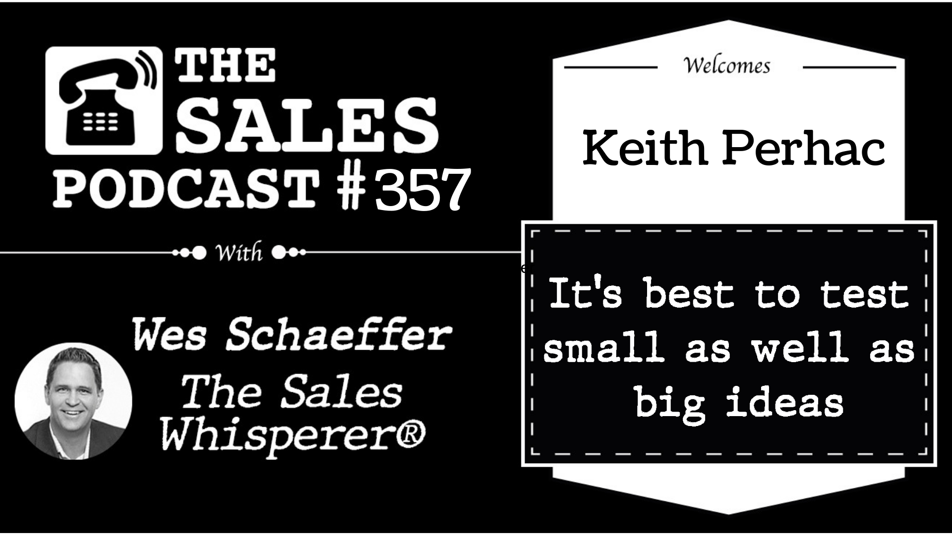 Keith Perhac Segment Your List To Grow Your Sales