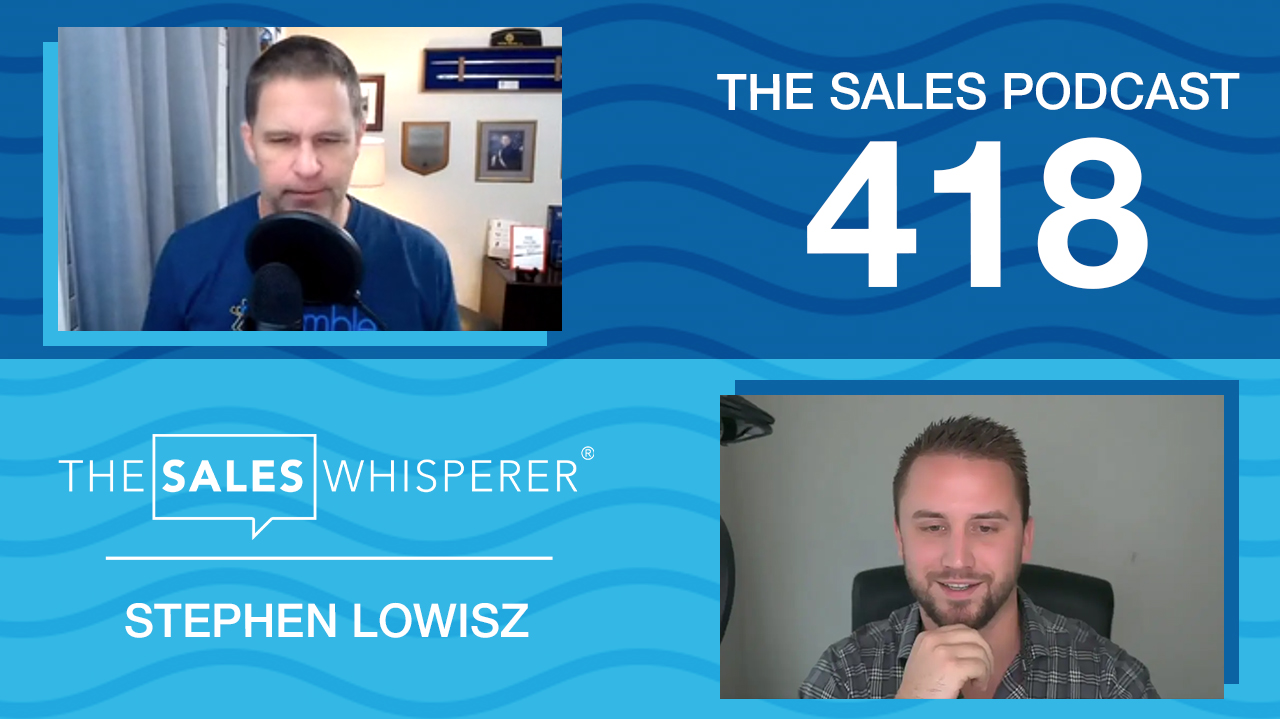 Stephen Lowisz-the-sales-podcast-wes-schaeffer