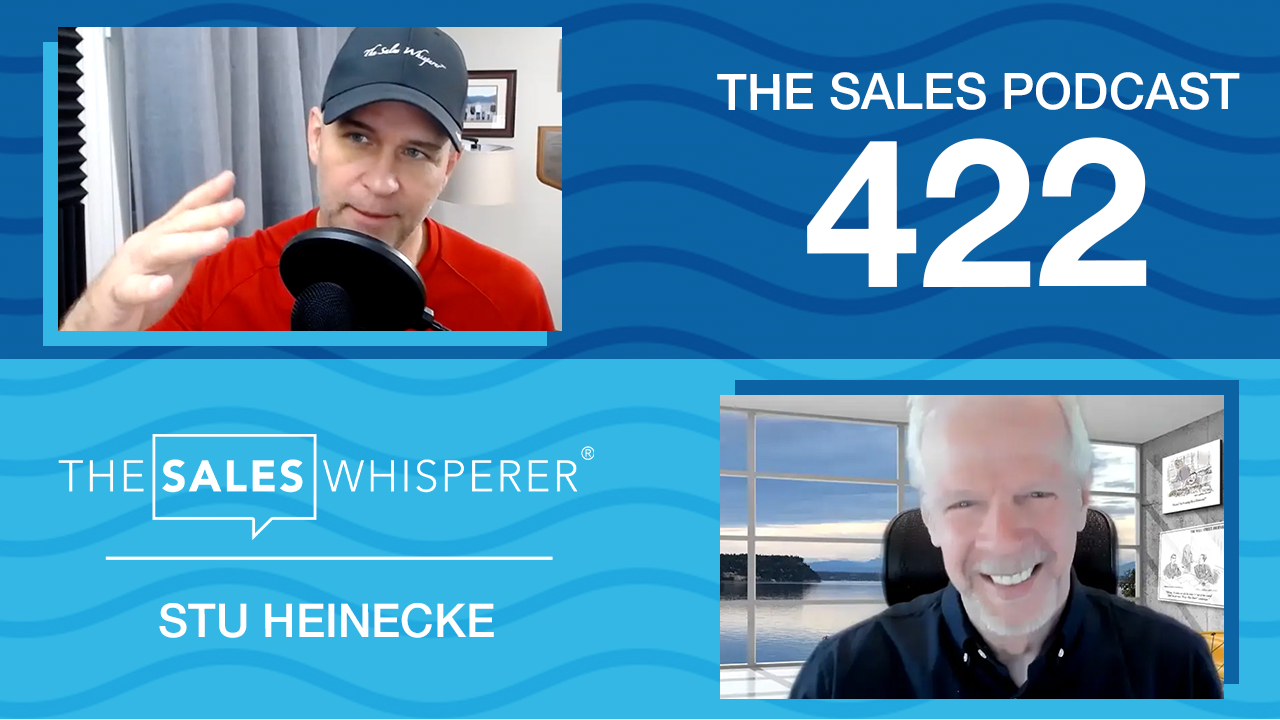 Entrepreneur, comic artist, and digital marketing expert Stu Heinecke is on The Sales Podcast with Wes Schaeffer.