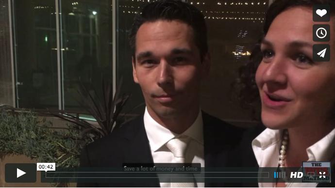 Philippe and Natasha Brouillard Testimonial for The Sales Whisperer