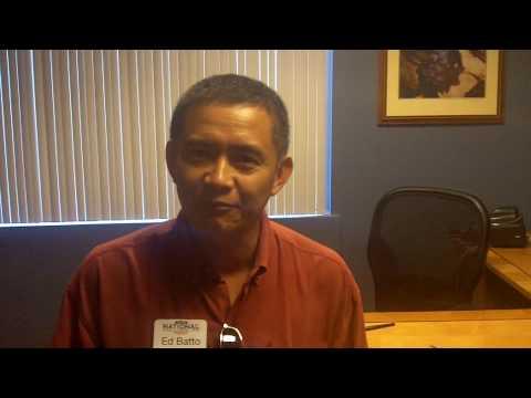 Ed Batto, National Van Lines Agent, Testimonial For The Sales Whisperer®