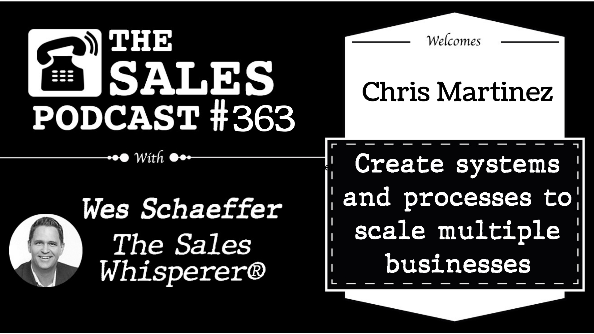 The Dude, Chris Martinez, Talks About Growing His Sales...With a Wrestling Mask