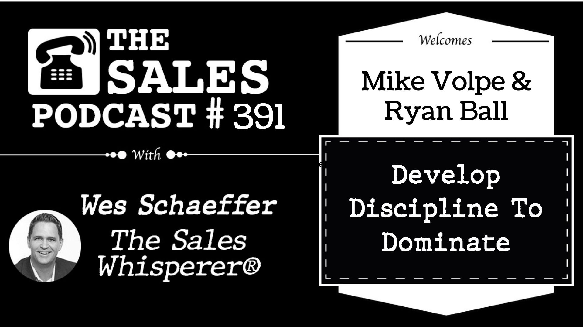 The Key To Identifying Opportunities To Scale Fast, Mike Volpe & Ryan Ball