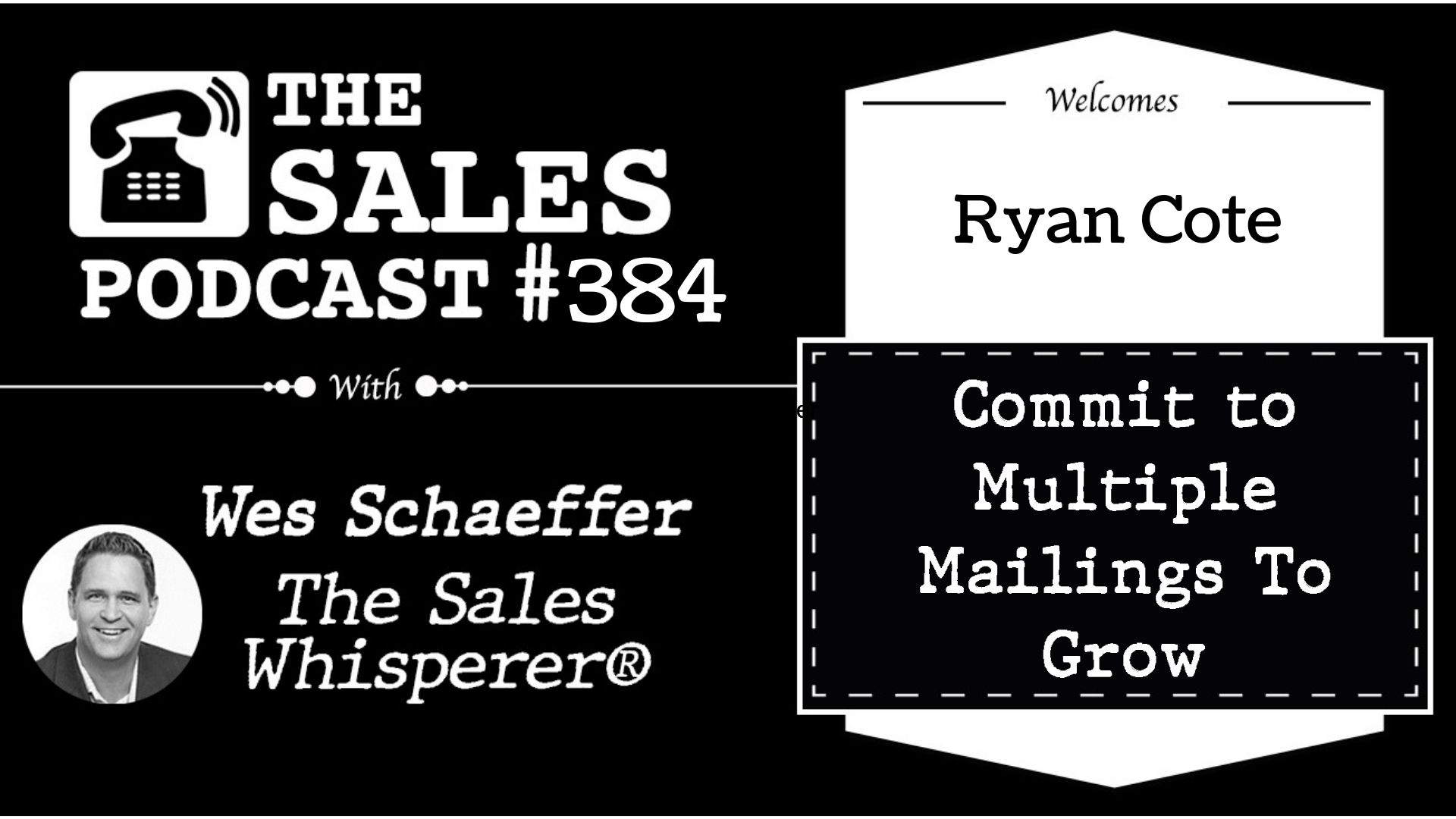 The Next Phase of Marketing With Ryan Cote